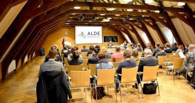 Colloque 25ans ALDE